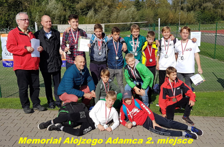 Memorial Adamca 2019